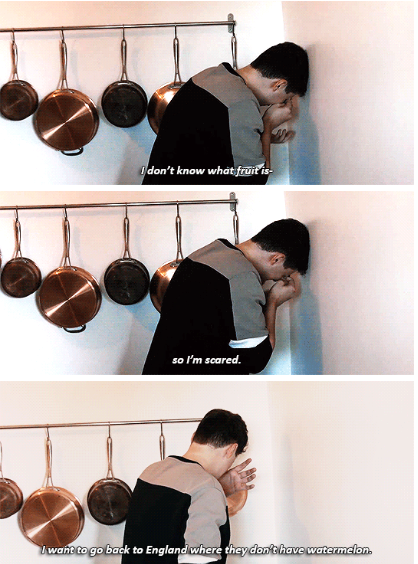 GIF SET: AnthonyPadilla video: Stop saying we look alike! (ft. Daniel Howell