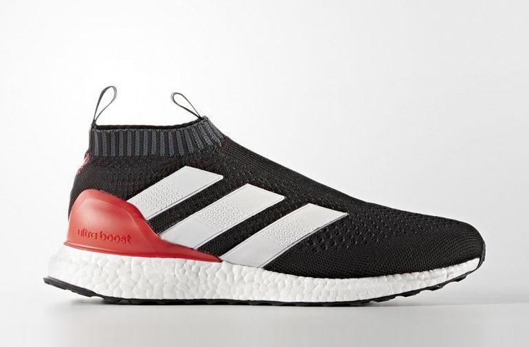 Adidas Ace 16 Purecontrol Ultra Boost Red Limit Sneakers Sample Adidas Adidas Adidas Sneakers Sneakers