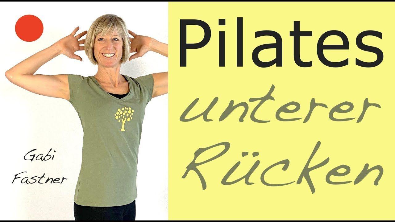 �35 min. Pilates für den Lendenwirbel-Bereich | Powerhouse | ohne Geräte