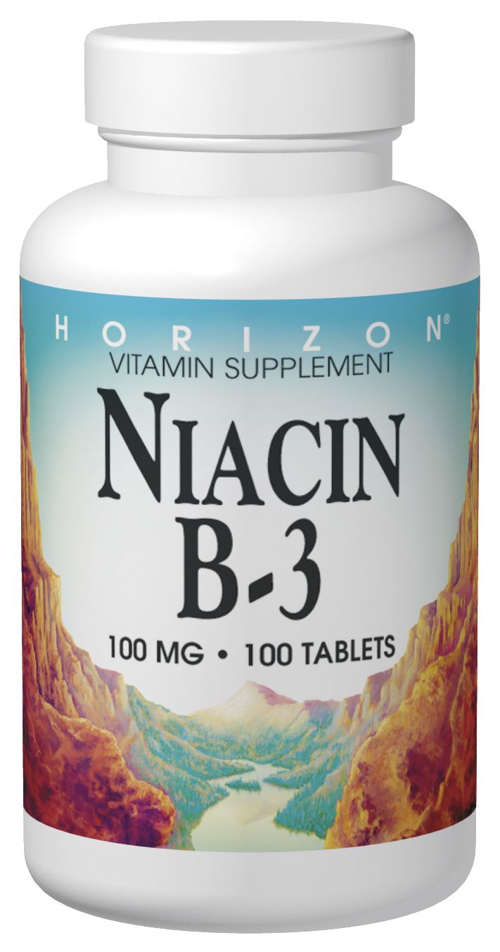 High Levels Of Niacin A Type Of B Vitamin That Can Be