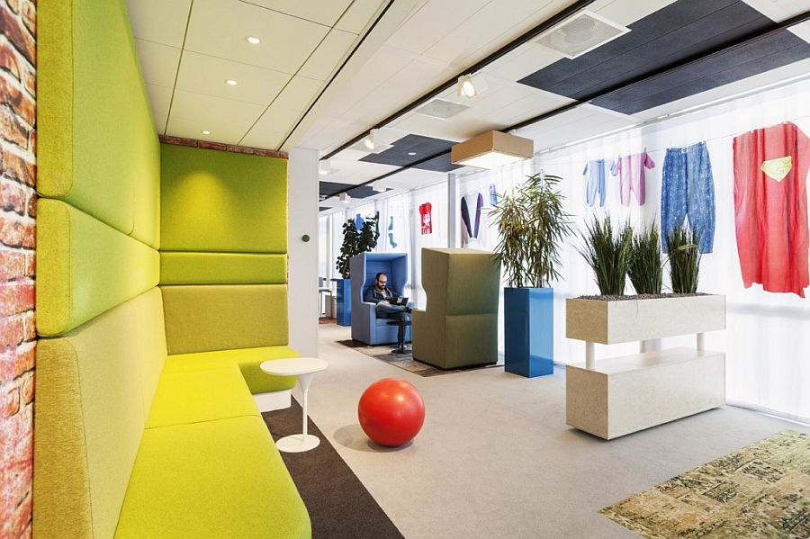 google office image gallery. Google Office Image Gallery. Amsterdam Office: A Tour Through The Whimsical And Functional Gallery #