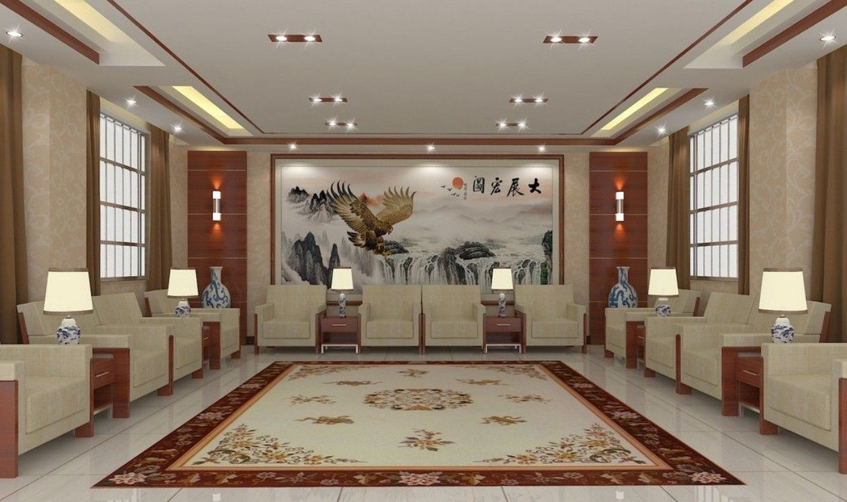 Chinese Home Decor Home Interior Decor Chinese Themed Design
