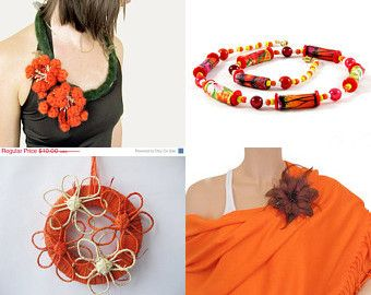 Embrace The Colors of Spring by Diamanda on Etsy--Pinned with TreasuryPin.com