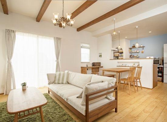 かわいい家photo では かわいい家づくりの参考になる ナチュラル