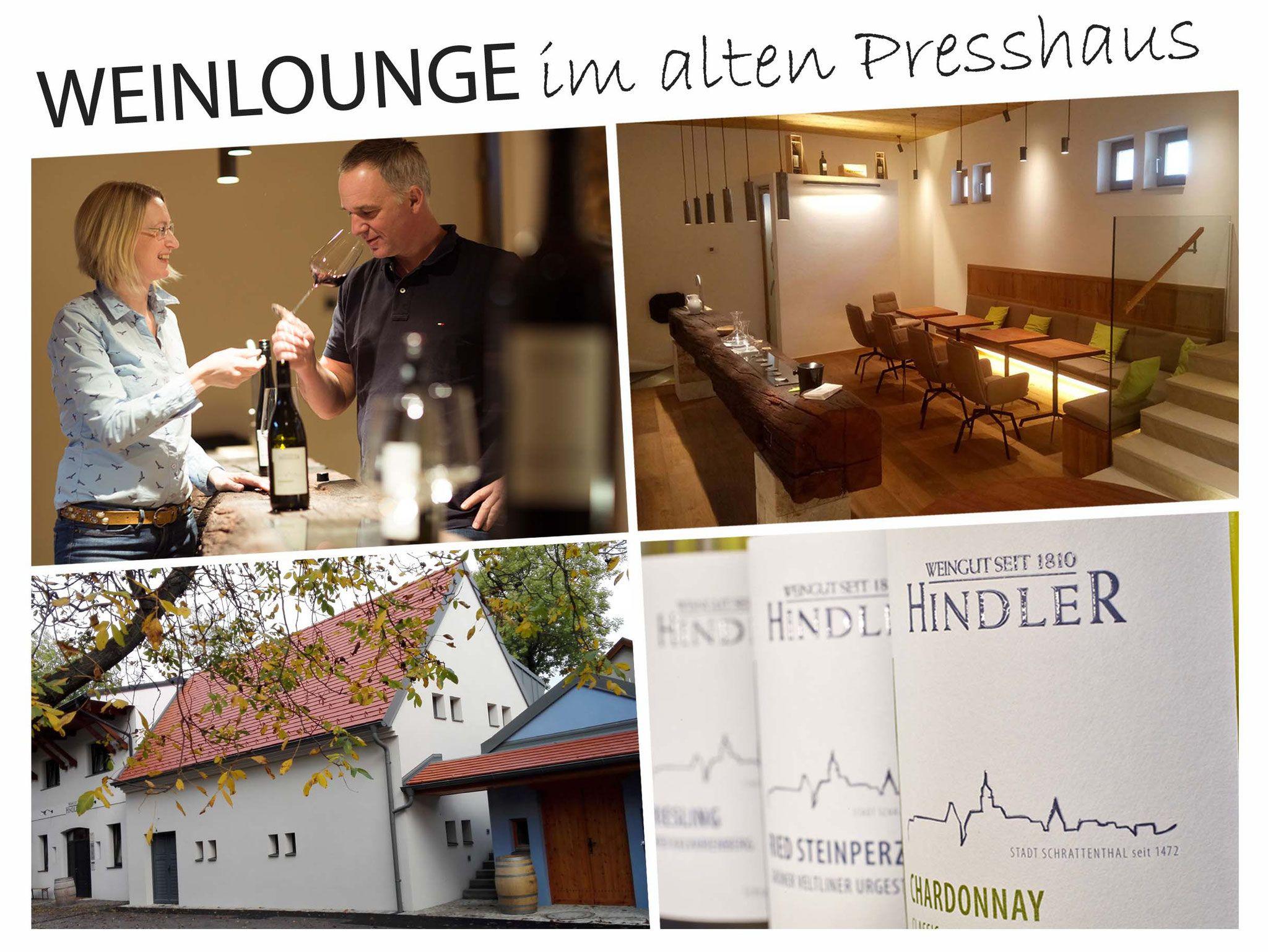 Samstag S Weinstammtisch Im Alten Presshaus Weingut Hindler Weinviertel Pur In 2020 Wein Stammtisch Weinkeller