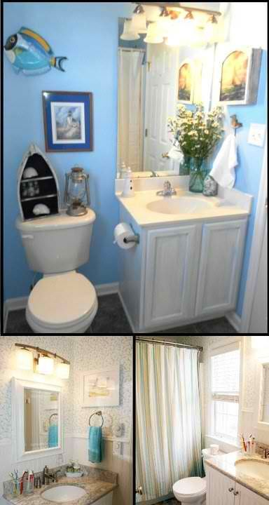 Modest And Colorful Bathroom Theme Optional As Long As It Doesn