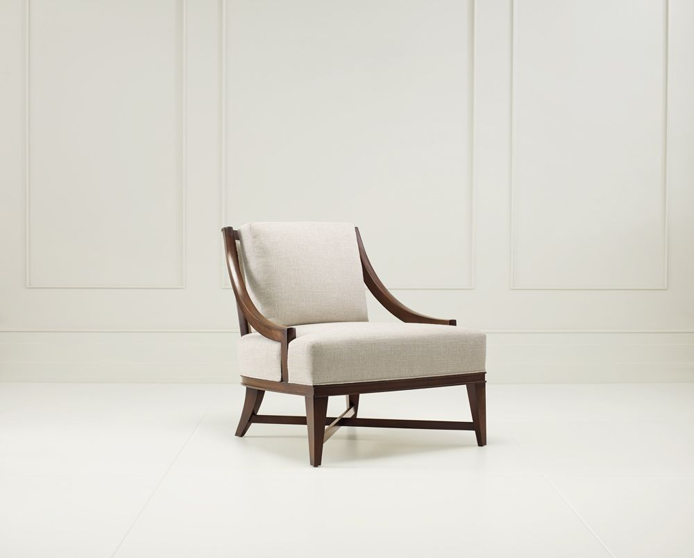 nob hill lounge chair barbara barry collection baker furniture