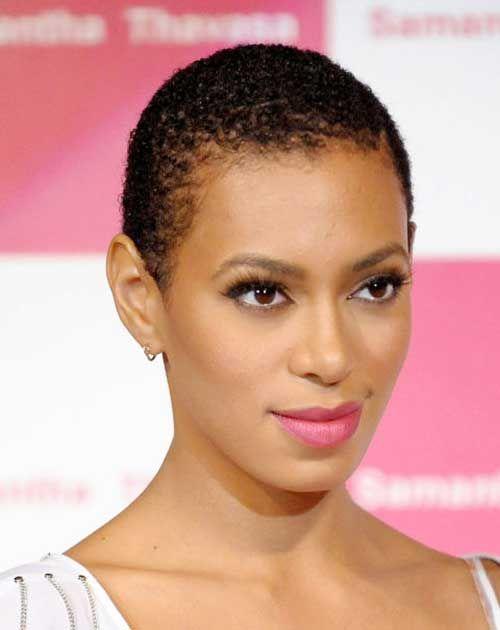 20 Black Girl cortes de pelo corto //  #Black #Cortes #corto #Girl #pelo