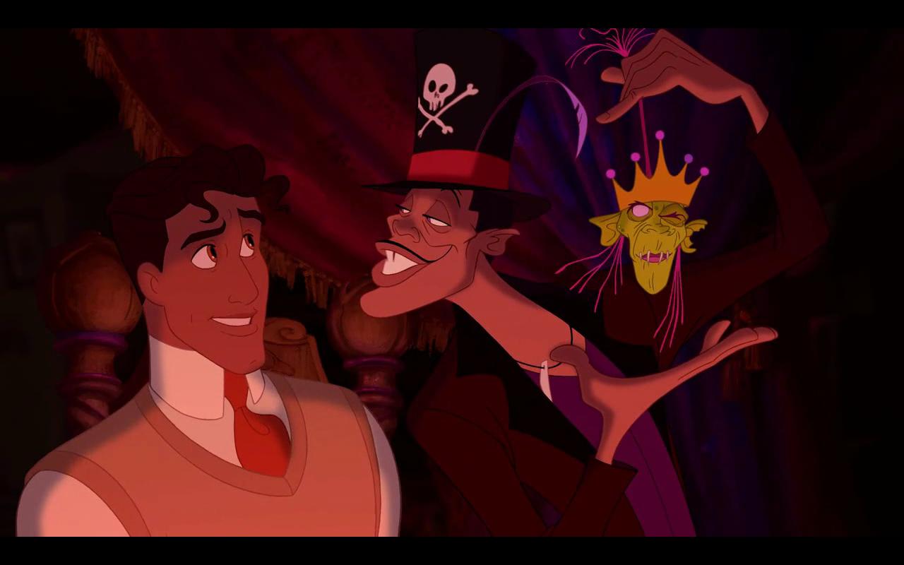 La Princesse Et La Grenouille Disney Pixar Princesse Et