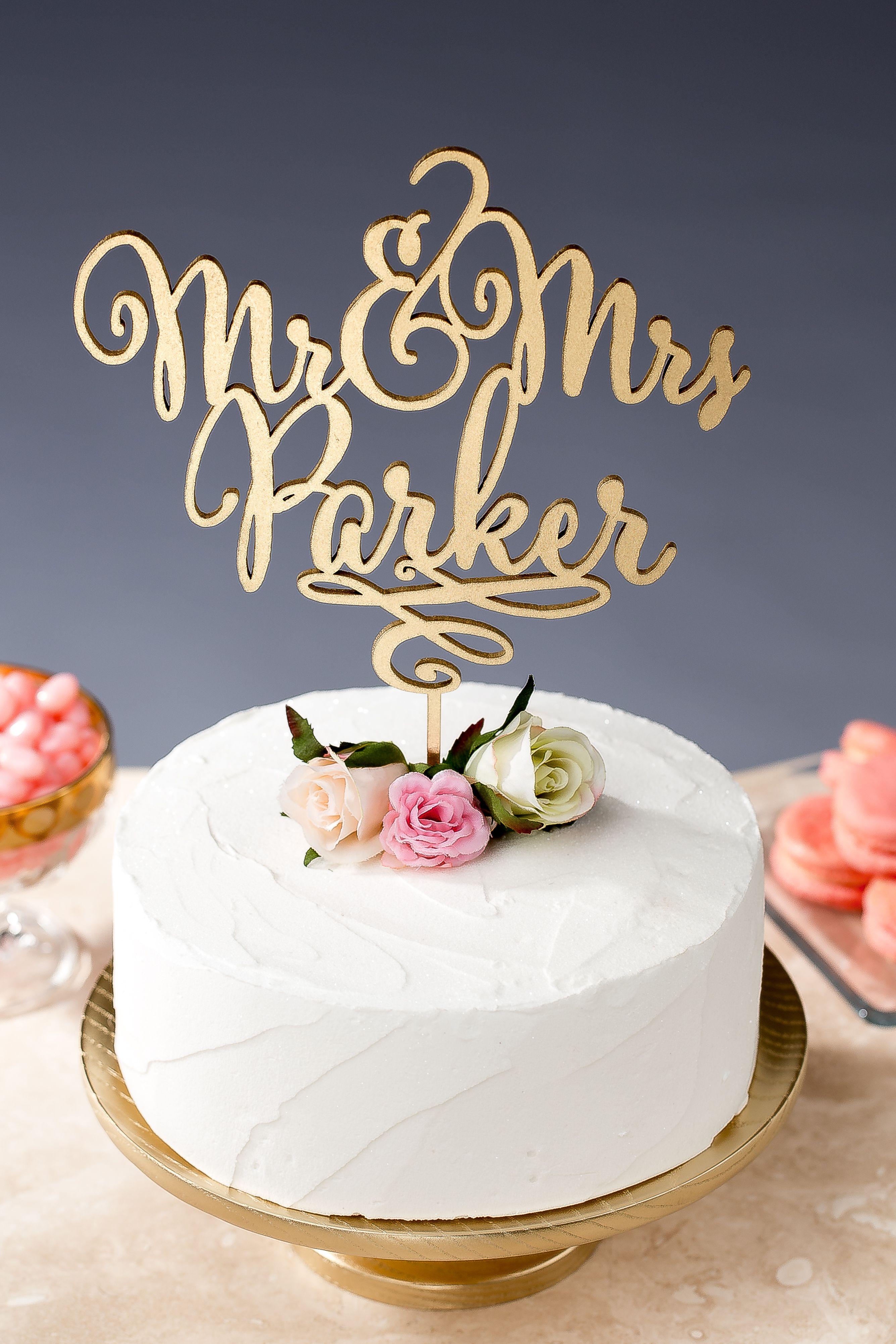 Braut Und Bräutigam Hochzeit Kuchen Dekor Kuchenstecker Topper Cake Topper