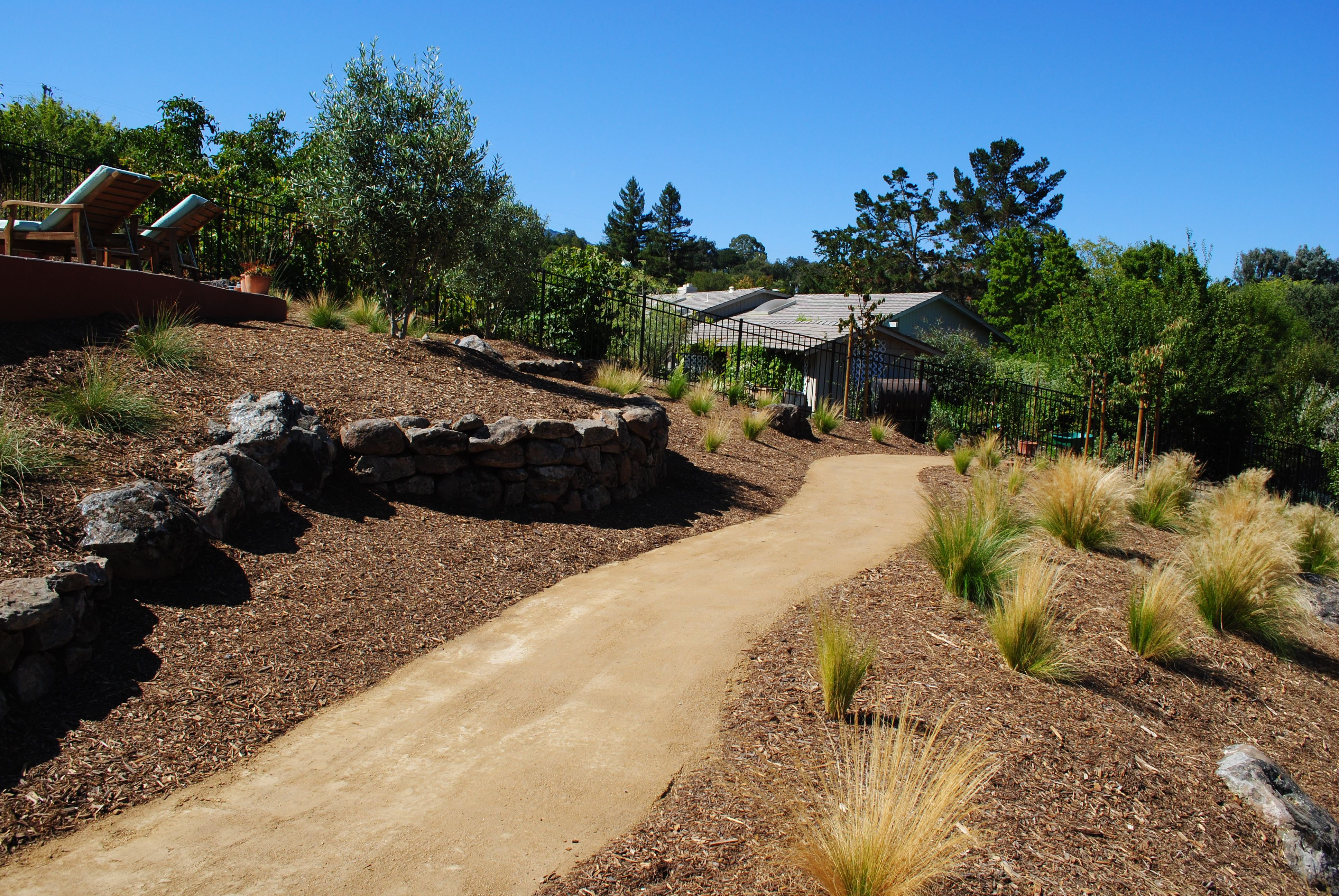 35++ Decomposed granite path edging inspirations
