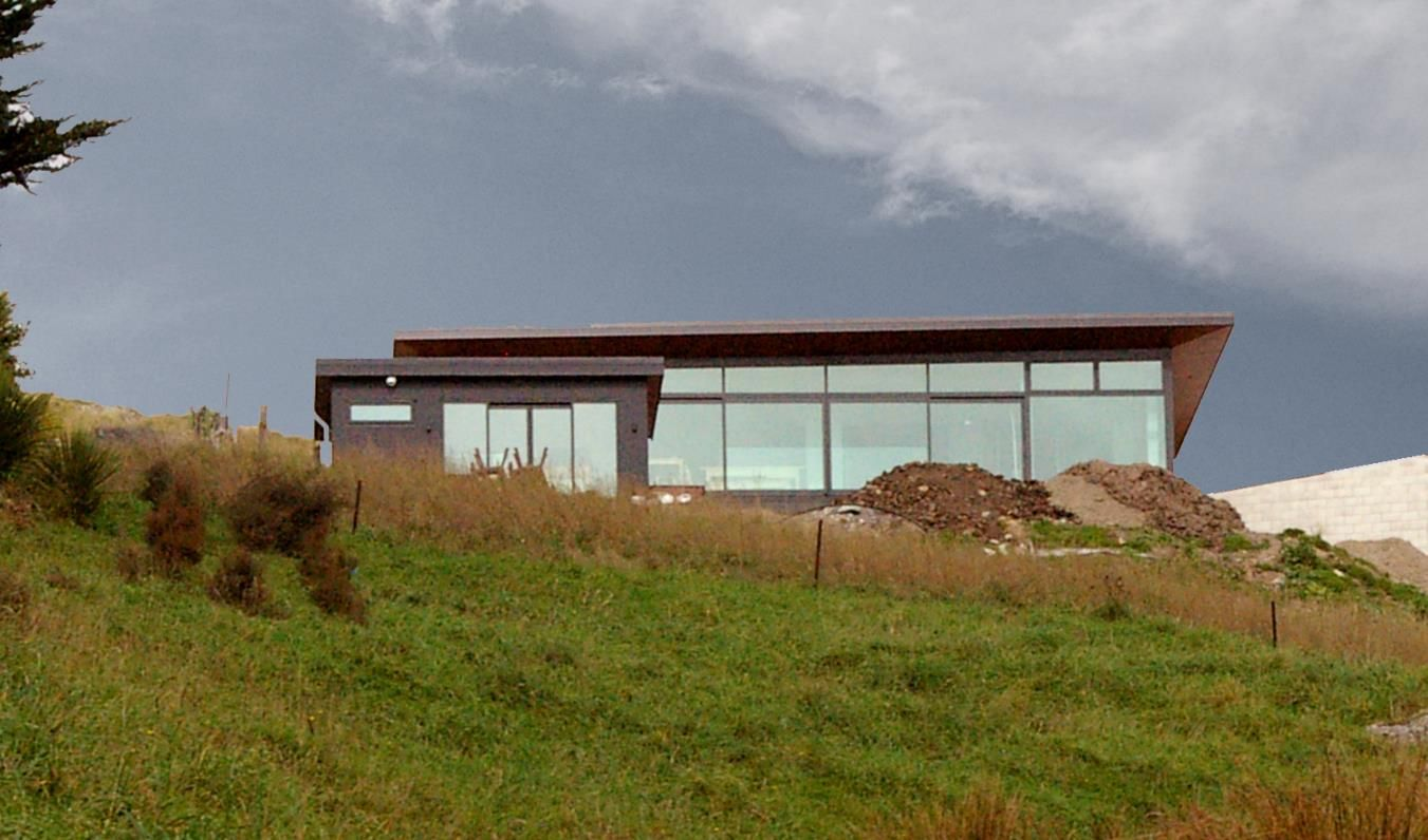 Private house on Architizer