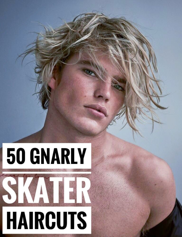 46+ Skater haircut styles ideas in 2021