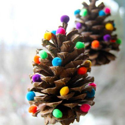 25 Christmas Ornaments Kids Can Make