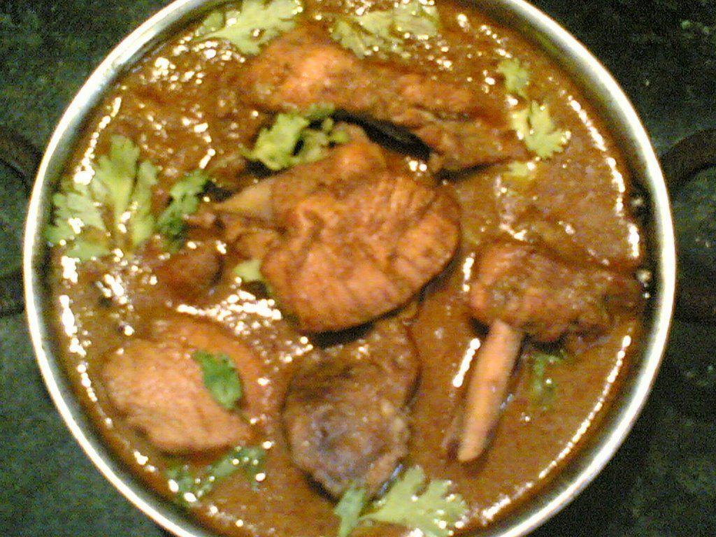 Kodi kura andhra chicken curry chicken curry indian food dishes recipes kodi kura andhra chicken curry forumfinder Gallery
