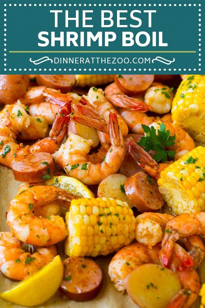Shrimp Boil Recipe
