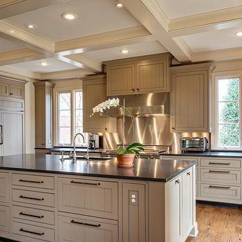 Taupe Kitchens | Taupe kitchen, Taupe kitchen cabinets, Kitchen refinishing