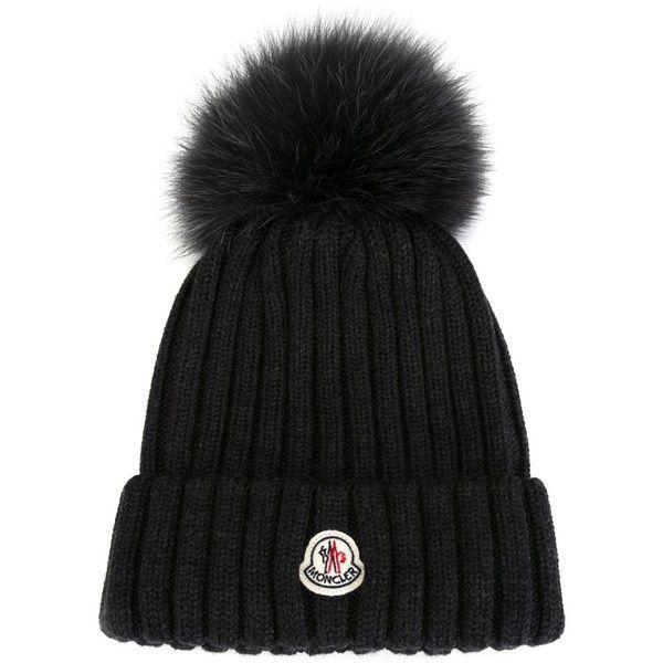 Moncler Men S Berretto Wool Beanie Hat Wool Beanie Moncler Beanie