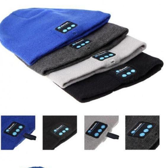4ca48c658b9b7 Soft Warm Beanie Hat + Wireless Bluetooth 3.0 Smart Cap Headphone Headset  Speaker Mic For All bluetooth device   Price   US  17.43   FREE Shipping       ...