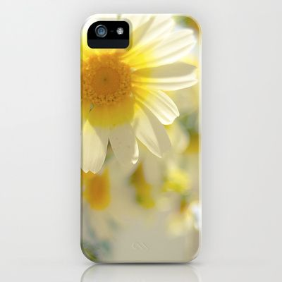 Wild Flowers in Watering Can iPhone & iPod Case by Richard Torres Photo - $35.00