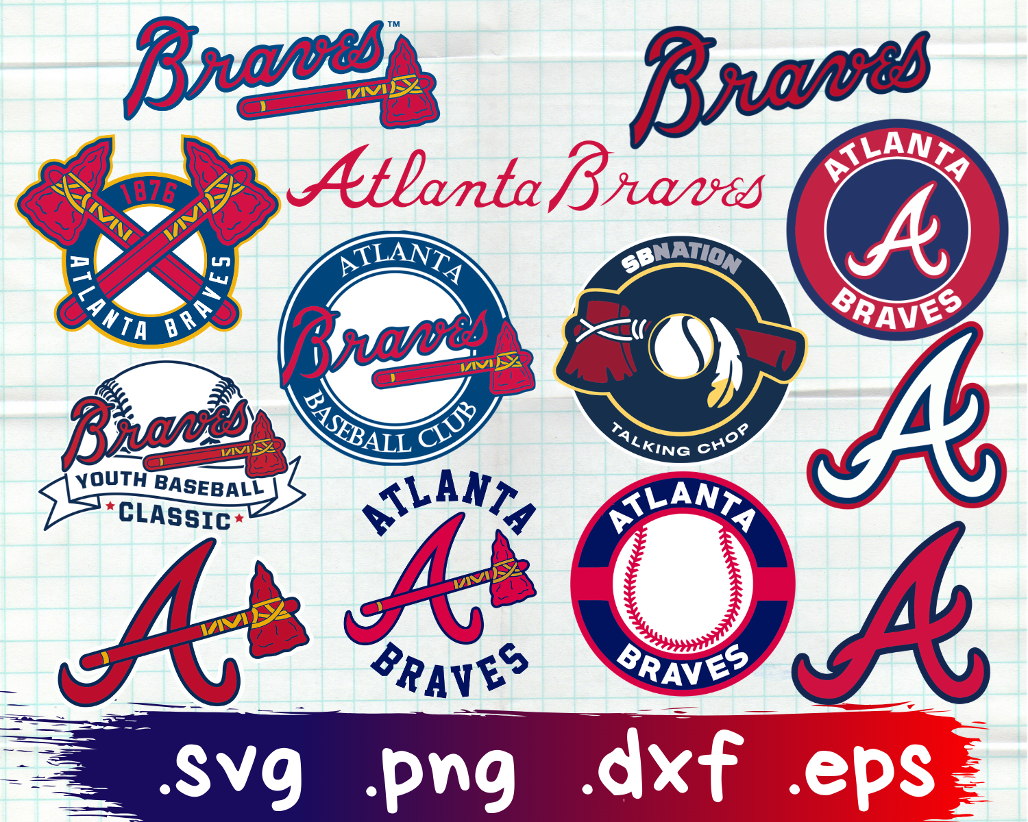 Pin On Atlanta Braves