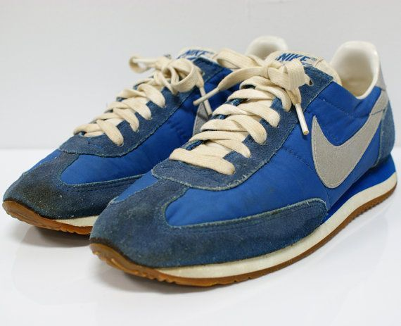 1970 Vintage Men Classic Athletic Nike Shoes Sneakers Casual