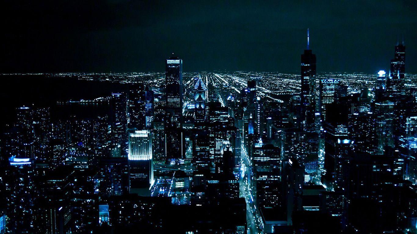 Noche De La Ciudad Con Encanto Fondos De Pantalla HD #13