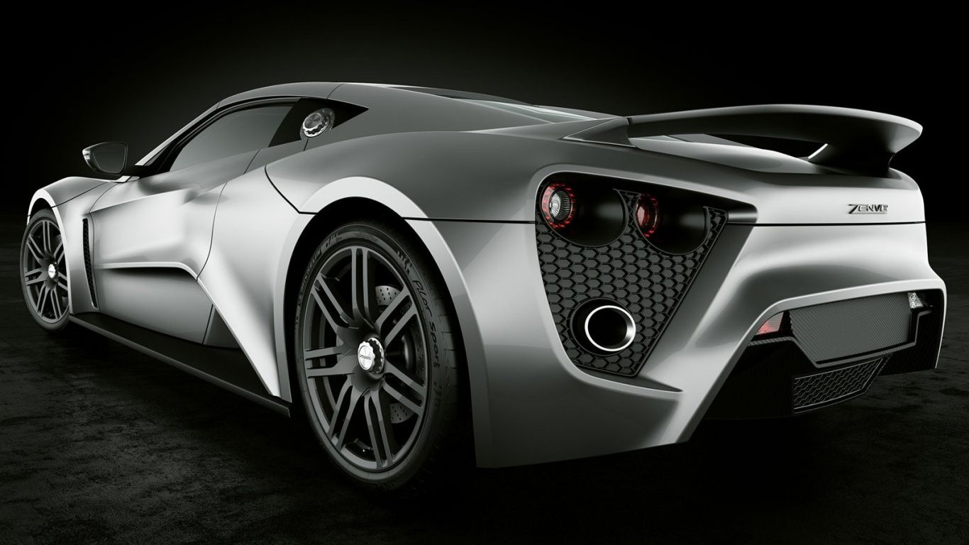 Zenvo ST1 Zenvo st1, Sports car, Super cars