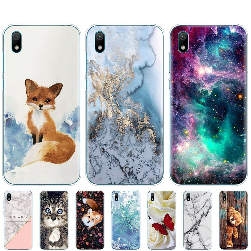 case For Huawei y5 2019 Case cover Silicone Soft Phone coque For ...