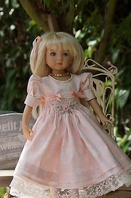 "Effner 13"" Little Darling/BJD *PRECIOUS IN PINK* by Ladybugs Doll Designs ~ OOK"
