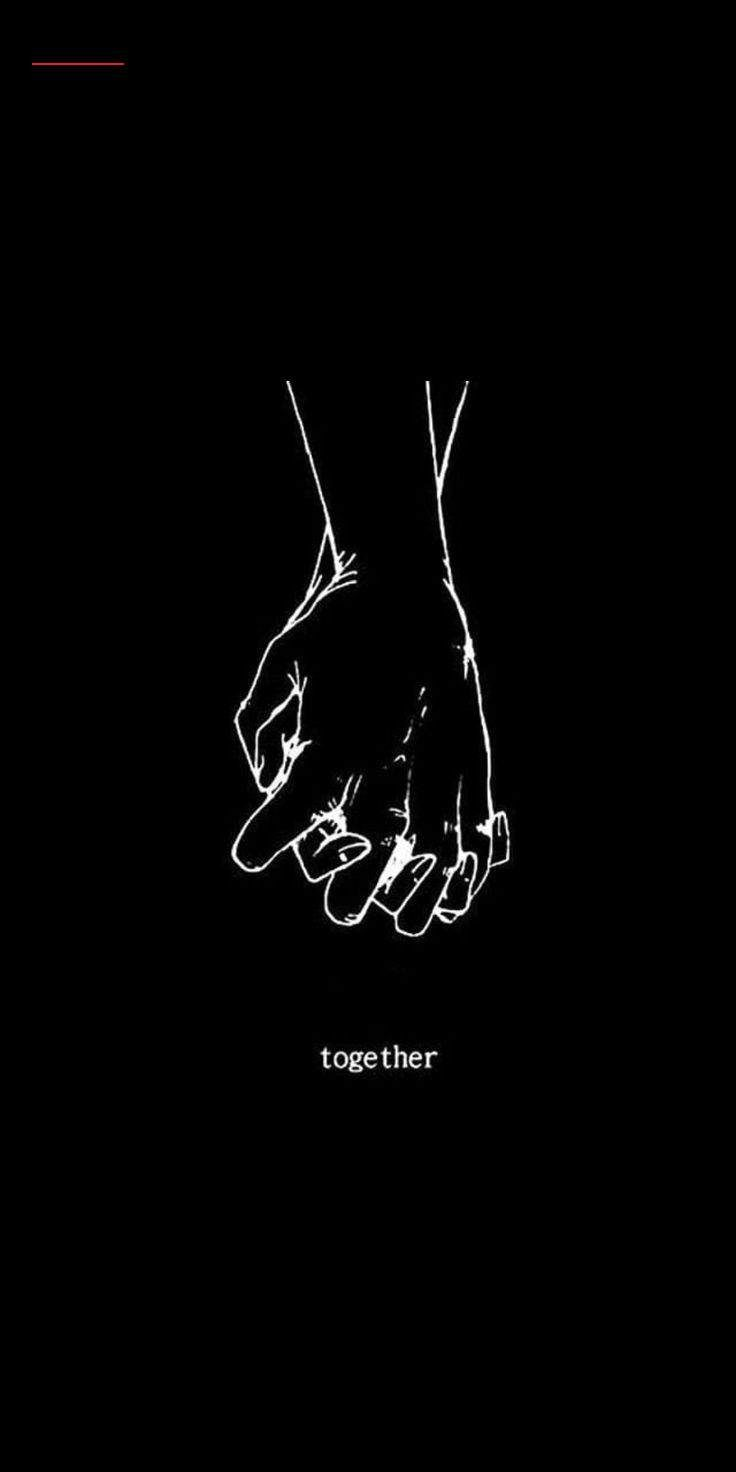 Pin By Emma Carsuzaa On Main Cute Couple Wallpaper Iphone Wallpaper Quotes Love Cute Black Wallpaper