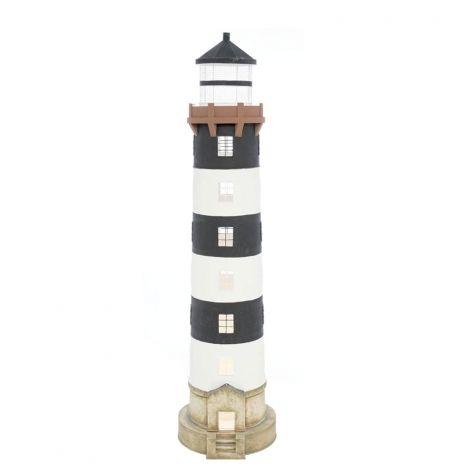 Tin Lighthouse Lamp Available On Wysada Com Lighthouse Lamp Lamp Lighthouse