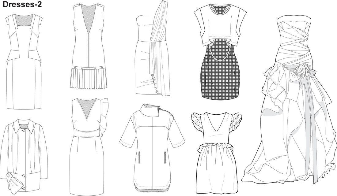 Illustrator Fashion Templates - Home http://www.pinterest.com/pin ...