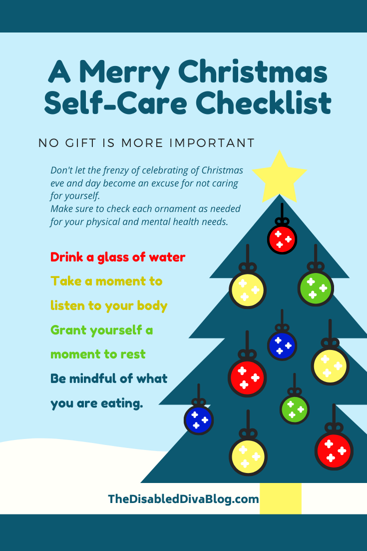 Download Your Free Merry Christmas Eve and Day SelfCare