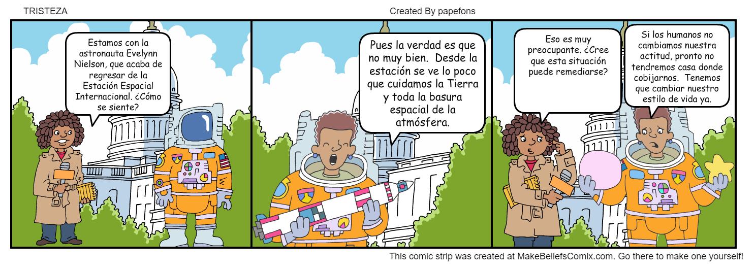 B 2. Mi primer cómic con Make Beliefs Comix.   Diario de aprendizaje ...