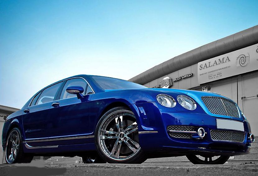 Fs63 By Mansory Automobile Bmw Bentley Continental