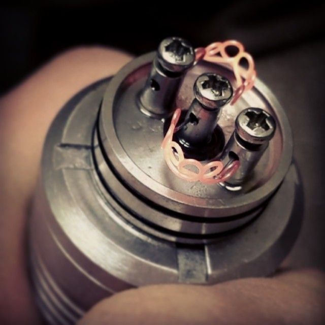 Dual Crown Coils, a flavor chasers dream. #Vape