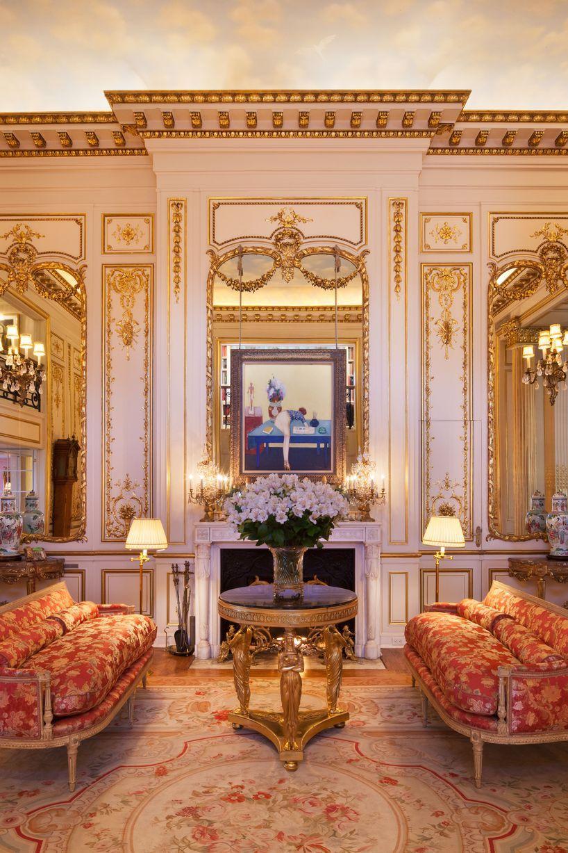 see inside joan rivers' opulent $35million new york apartment, Innenarchitektur ideen