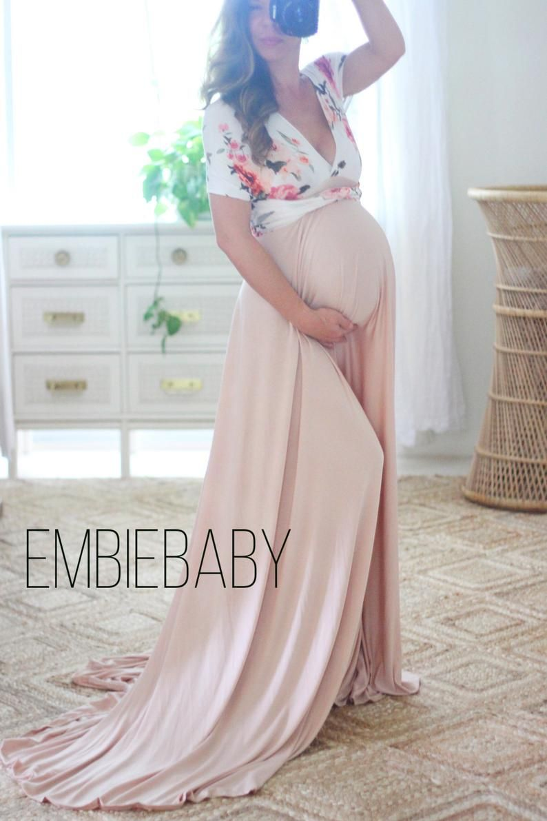 Maternity Dress Photo Shoot Dress Baby Shower Dress Etsy Photoshoot Dress Maternity Dresses For Baby Shower Maternity Dresses