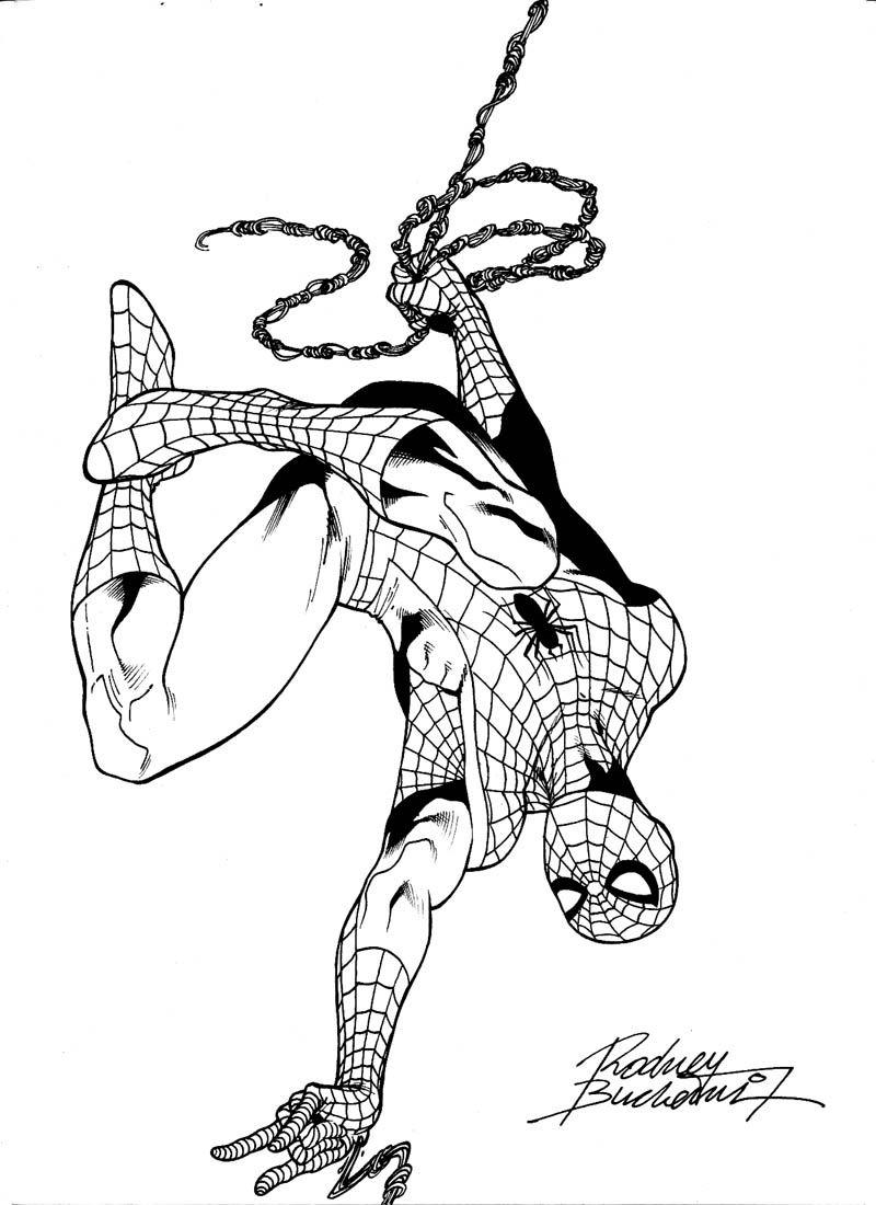 Spiderman 2\