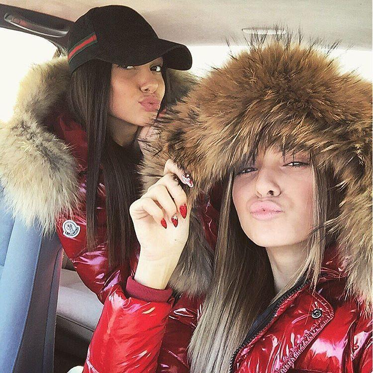 Instagram de @rumiana_danailovaab • Moncler | Fashion, Fur