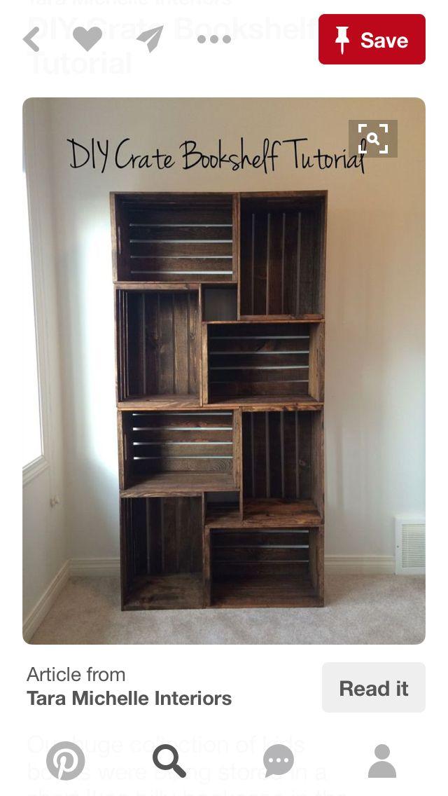 Pin de Susan Mitchell en Book Shelves | Pinterest | Muebles ...