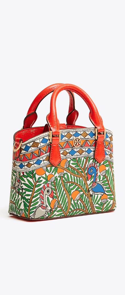 6c888c049 Robinson Printed Top-Handle Mini Bag in 2019 | Spring/Summer 2019 ...