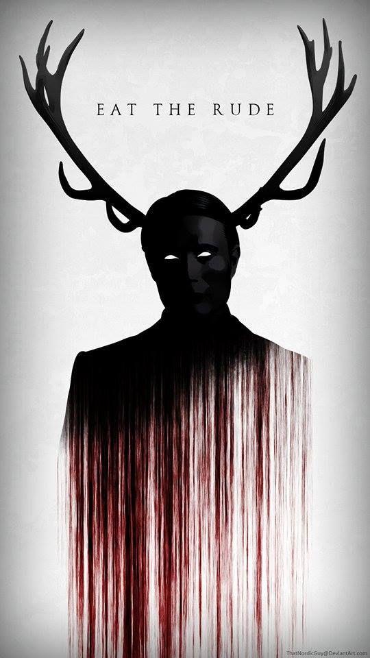 Eat The Rude #Hannibal