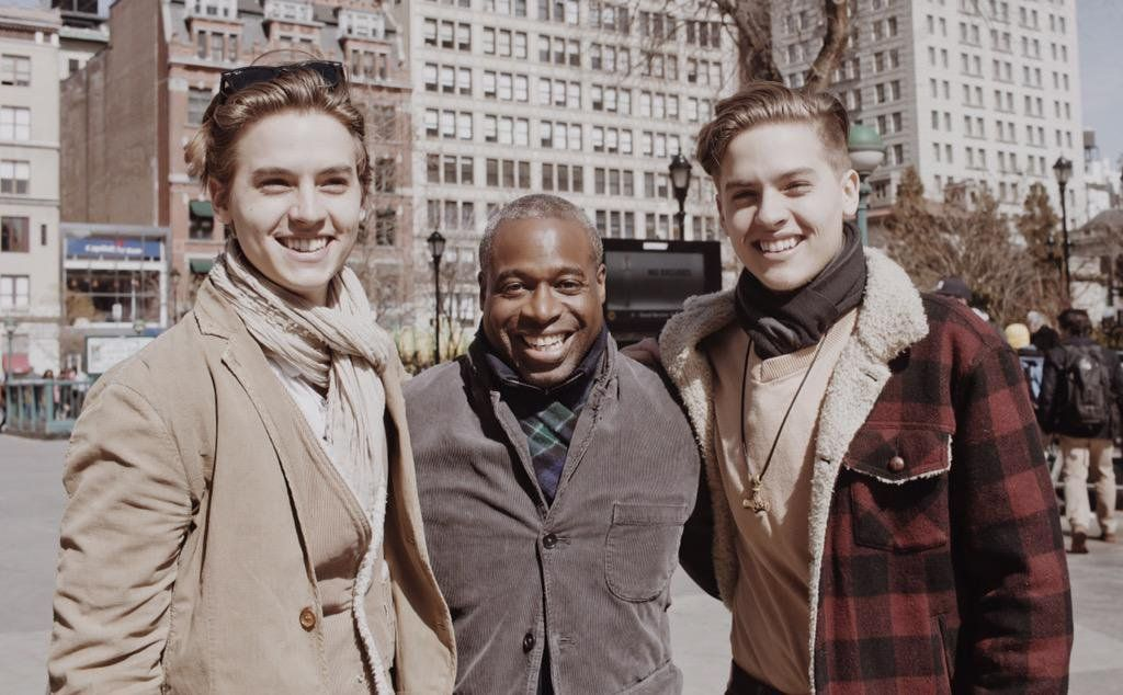 "Cole M. Sprouse on Twitter: ""You really have know idea how much @dylansprouse and I miss you. @ThePhillLewis http://t.co/kxgp8RjWUd"""