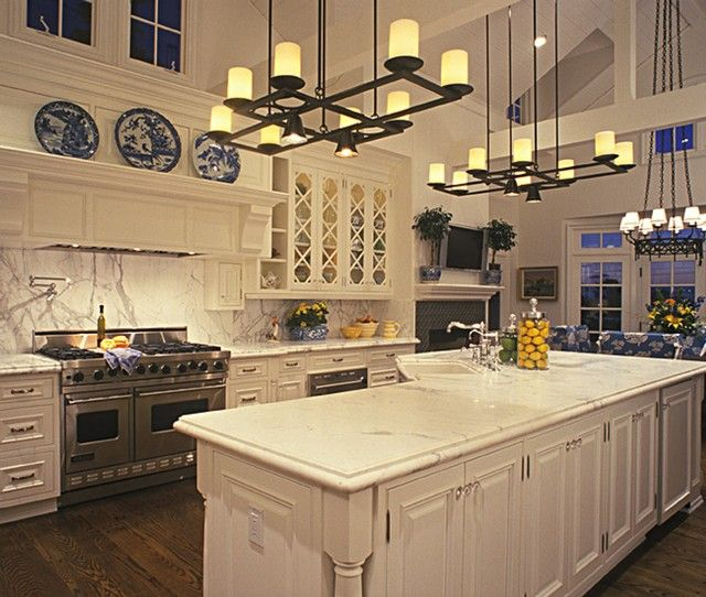 Hgtv Dream Kitchen Designs: Featured In Traditional Home June/July 2005