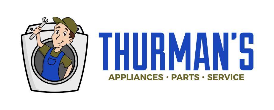Thurman S Retro Logo Design Logos Design Branding Design Logo