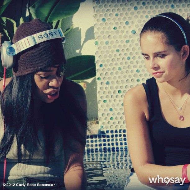 She's incredible! xD (With images) | Carly rose sonenclar ...