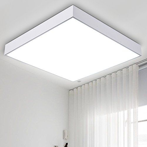 TYDXSD Quadratische LED Lampe Beleuchtung Wohnzimmer Lampe modern ...