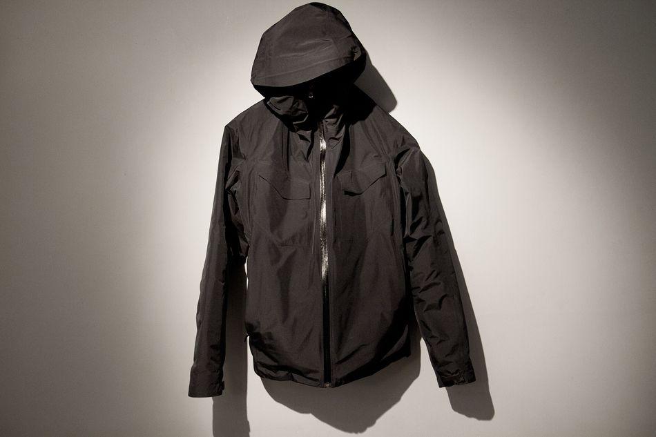 ARC'TERYX, Veilance line, Primaloft insulated 3L shell jacket